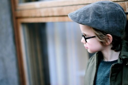 …little boys in glasses! :D