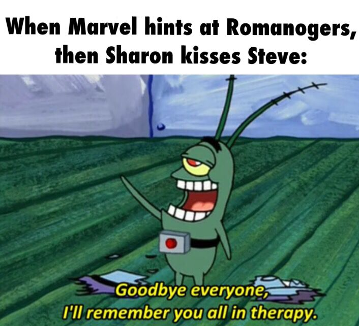 #Civil War #Marvelruinedmyship #Romanogers
