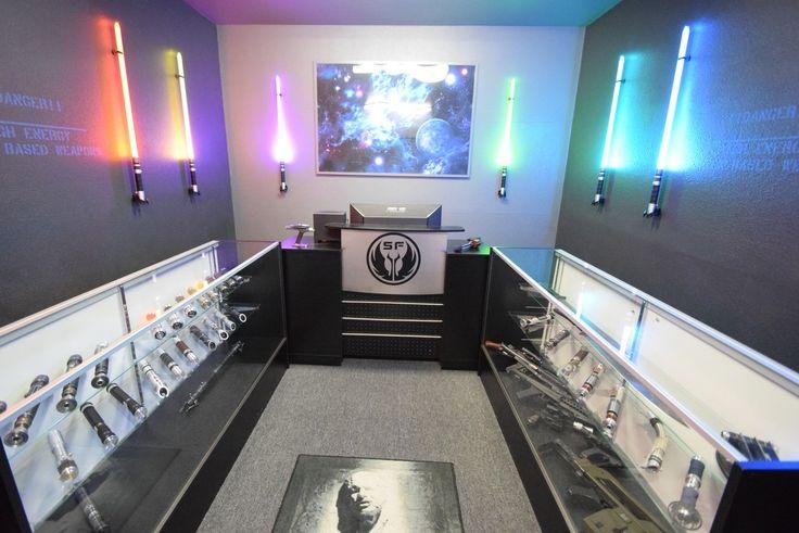 Show Room - Saber Forge