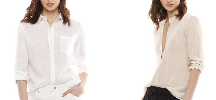 Une garde-robe française pour pas cher, partie 1 : YES PLEASE. - TPL