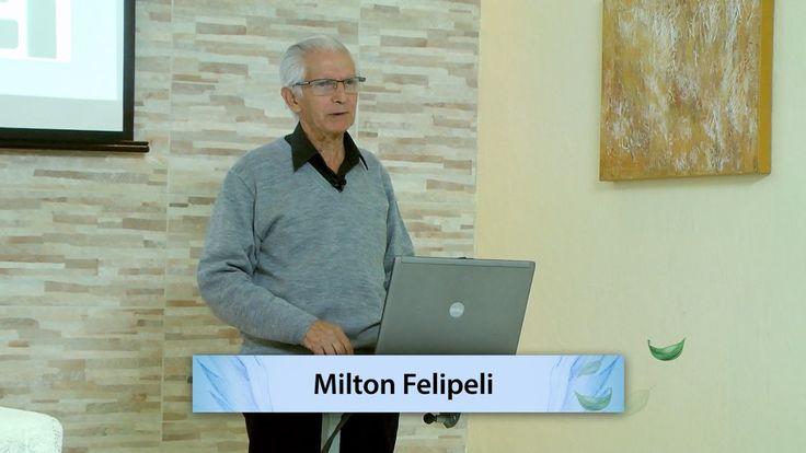 Palestra na Fraternidade 333 - A Última Corda - Milton Felipeli