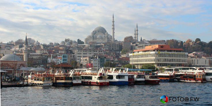 Bosphorus trip, Istambul