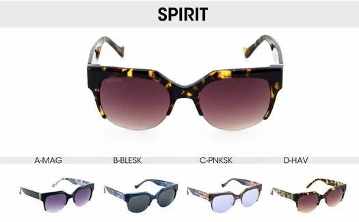 Happiness Shades - Spirit Sunglasses #occhiali #occhialidasole #sunglasses #happiness #happinessshades #fashion