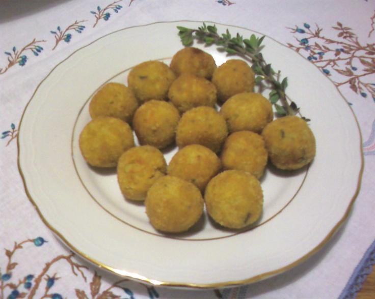 [VGT] Polpettine di cavolfiore al curry