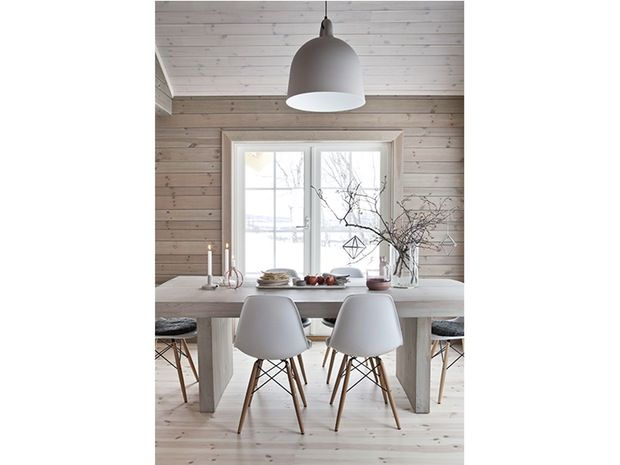 Nordicliving, cabin, Hemsedal.  Visit http://www.2athome.no
