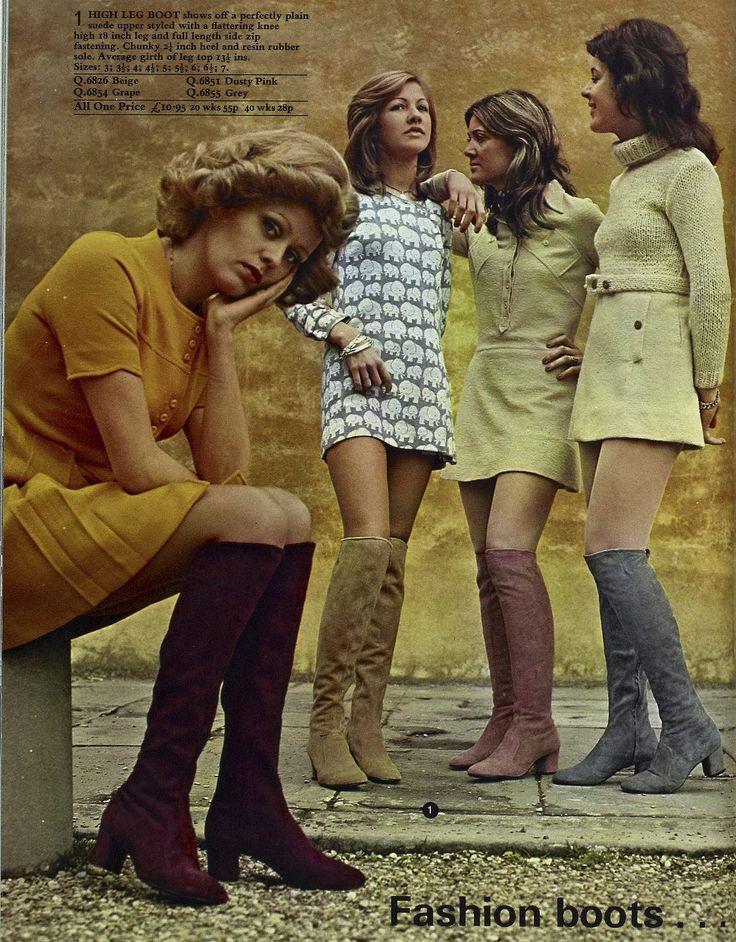 1891 besten 70 39 s fashion bilder auf pinterest 70s mode. Black Bedroom Furniture Sets. Home Design Ideas
