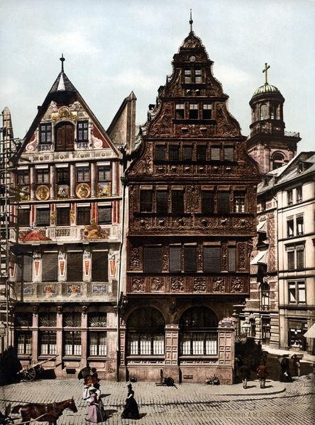 Pre WWII Frankfurt