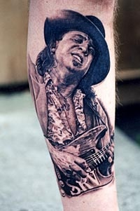 17 best images about my future tats on pinterest for Stevie ray vaughan tattoo