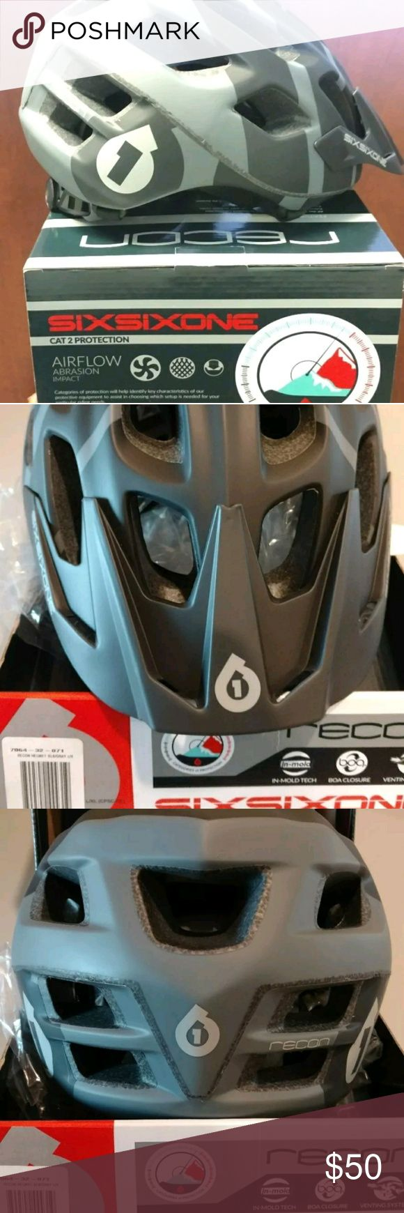 SixSixOne 661 Recon Mountain Bike Helmet Brand New Mountain Bike Helmet for sale SixSixOne Other