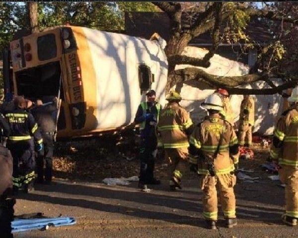Chattanooga Bus Accident Kills 5 Kids: Driver Johnthony Walker Speeding? - http://www.morningledger.com/chattanooga-bus-accident-kills-5-kids-driver-johnthony-walker-speeding/13123473/