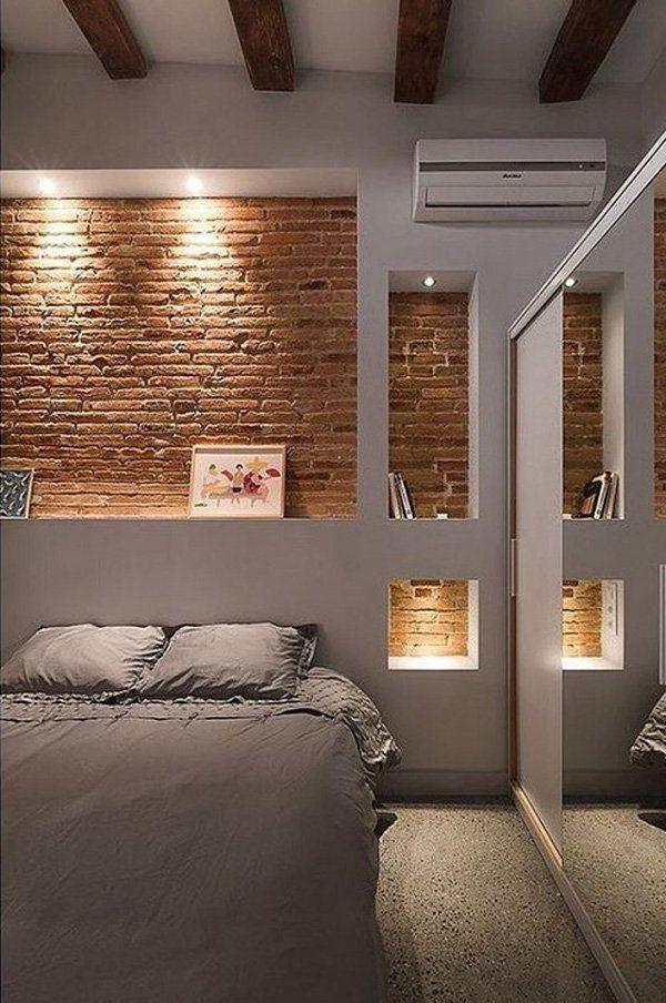 55 Brick Wall Interior Design Ideas Cuded Brick Interior Wall Brick Interior Faux Brick Walls