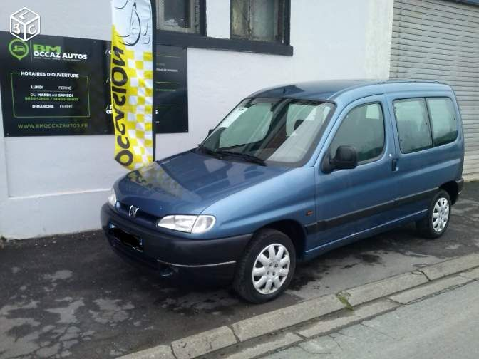 Peugeot Partner 1.9L D 5 places