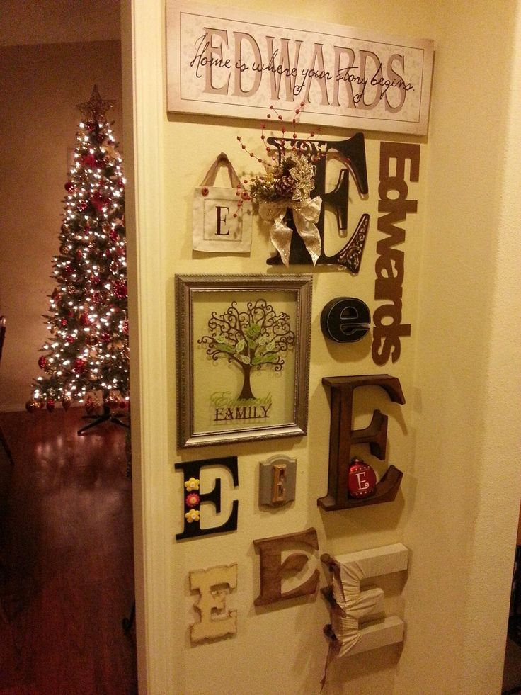 Initial Wall Decor 25+ best monogram wall decorations ideas on pinterest | burlap