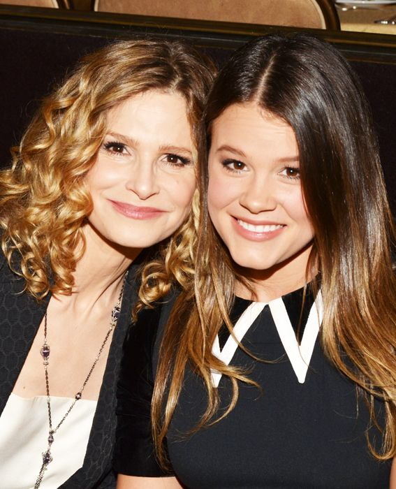 Famous Families: Like Mother, Like Daughter - Kyra Sedgwick and Sosie Bacon from #InStyle