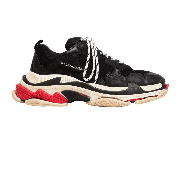 It all started with Raf Simons' 'Ozweego' design that propelled technical  sneakers into