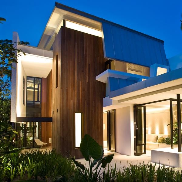 House On Jalan Sedap By Formwerkz Architects · SingaporeArchitectsBuilding  HomesArchitecture