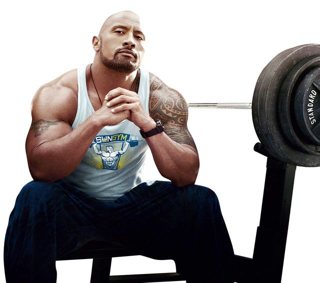 Dwayne Workout: 79 Best Images About Fitness On Pinterest