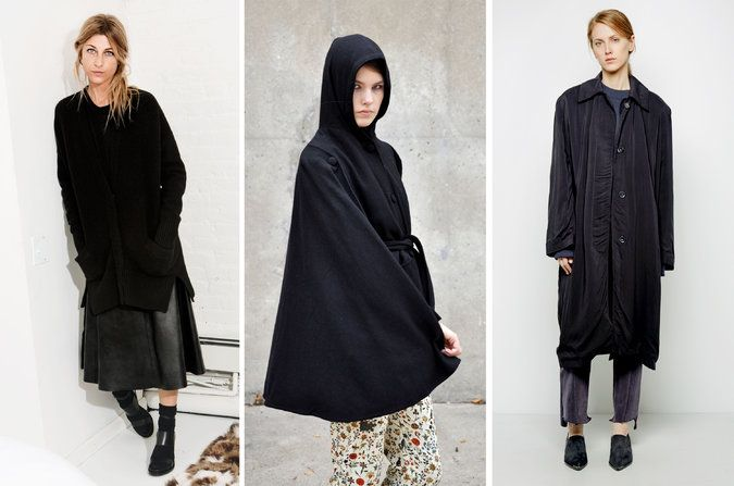 Shopping for Winter? Glossy Boots; Capes, Puffers and Classic Coats; and More Shopping Items - NYTimes.com