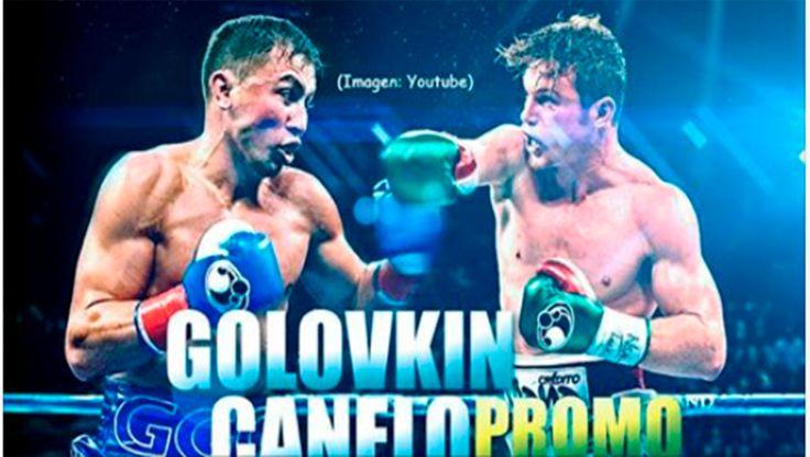 Canelo quiere que su primera pelea de 2018 sea la revancha contra Golovkin