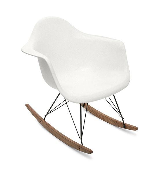 Case Study Fiberglass Rocking Chair