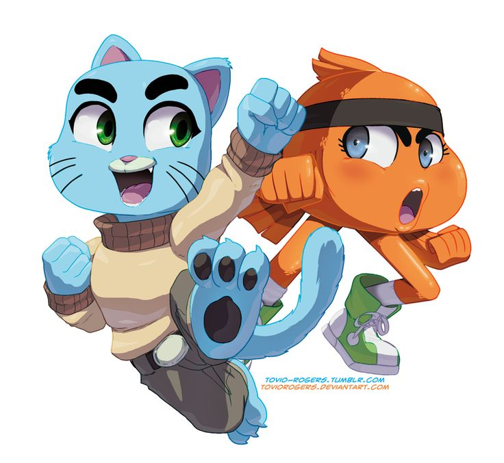 Amazing Cartoon: 81 Best Images About The Amazing World Of Gumbsll On