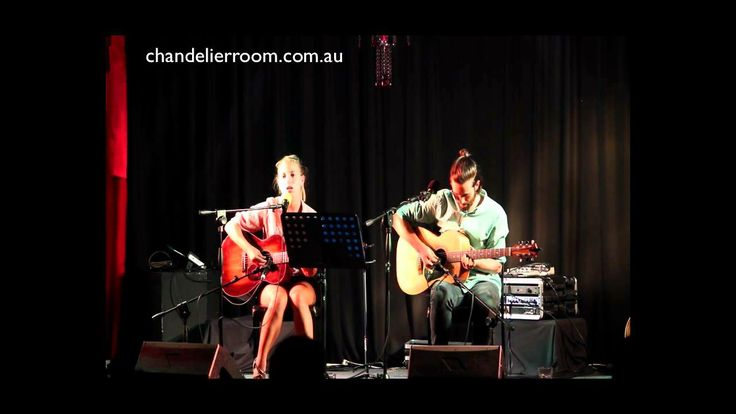 www.chandelierroom.com.au/videos/wildhoney-pie/ Young, talented, beautiful....and really nice people. We predict BIG things for this musical duo. Meet Wild Honey Pie.