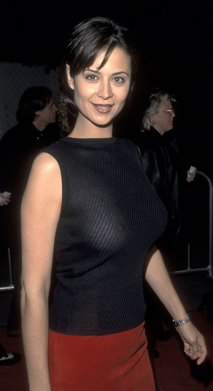 Naked Film Clip Catherine Bell