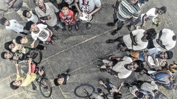 Jericsaniel tomó esta fotografía en Filipinas cuando volvió a suciudad de origen luego de estar viviendo en el extranjero.