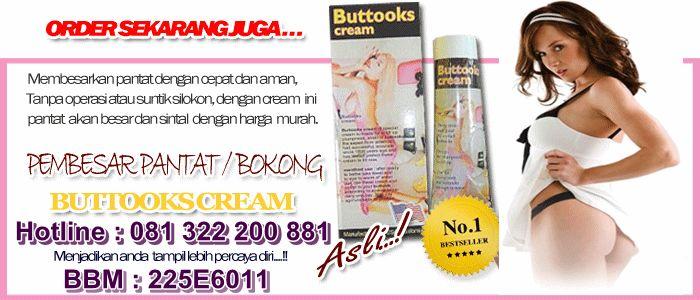 Obat Pembesar pantat Buttock Cream Buttock cream adalah cream pembesar Bokong /pantat dengan waktu yang relatif cepat.
