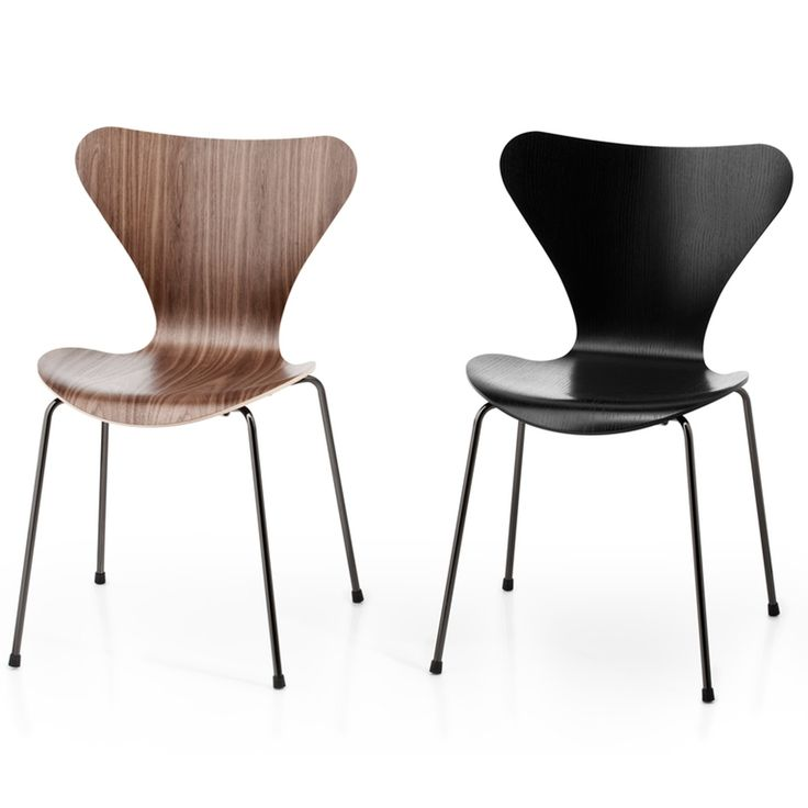 Masters of plywood - Arne Jacobsen and Series 7 chairs / inspirations / puddingfield.com