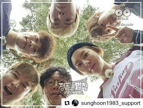 28 個讚,1 則留言 - Instagram 上的 Debbie Moh(@debbie_moh):「 #Repost @sunghoon1983_support ・・・ [ 7/9 ] #SUNGHOON OFFICIAL PHOTO from #SBS  Thank you <Jungle's… 」