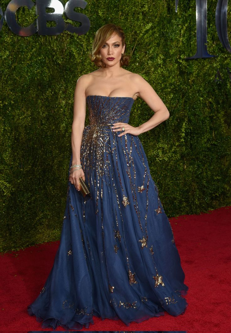 The Best Looks from the Tony Awards 2015  - HarpersBAZAAR.com