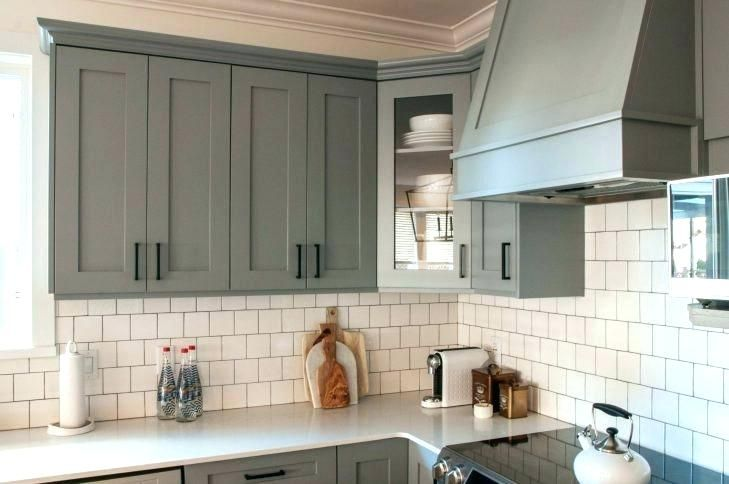 Image Result For Benjamin Moore Storm Cloud Gray Kitchen Cabinets Grey Colour Grey Painted