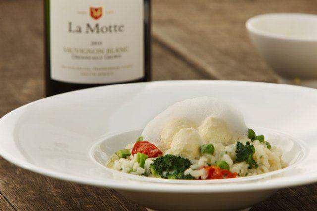 Pierneef La Motte Restaurant Kapstadt: Hier beginnt die Kunst in der Küche