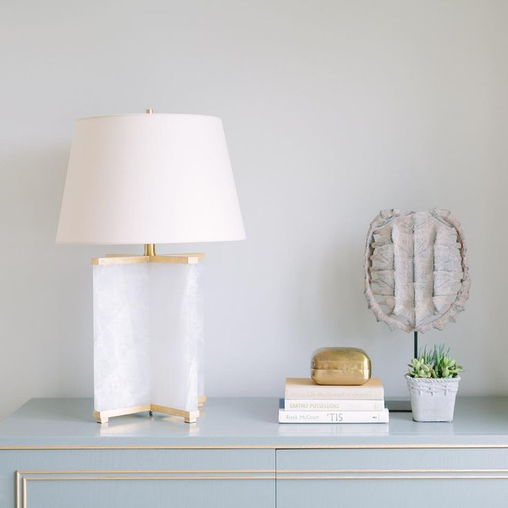 Marvelous Kate Marker Interiors | Stoffer Photography | Cameron Table Lamp By J.  Randall Powers |