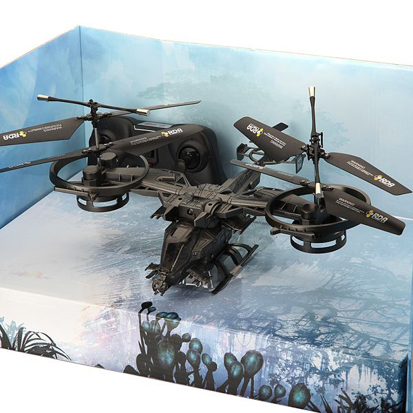 AVATAR YD-711 Licenced AT-99 2.4GHz 4-Channel RC Helicopter Gyro RTF