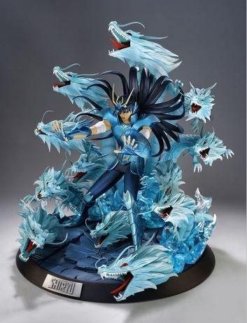 Figurine Shiryu du Dragon - Edition limitée - #TsumeArt - #SaintSeiya