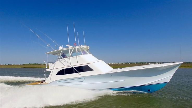 Used 2005 65' PAUL MANN CUSTOM BOATS Convertible | HMY Yachts