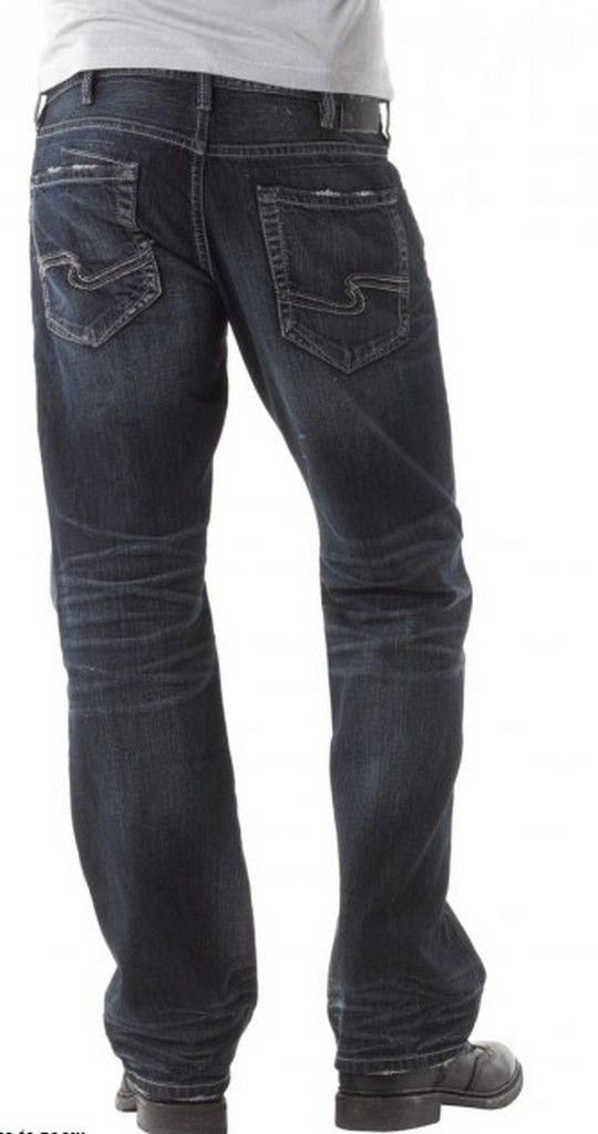 Zac Relaxed Fit Straight Leg – TWISTED LABEL