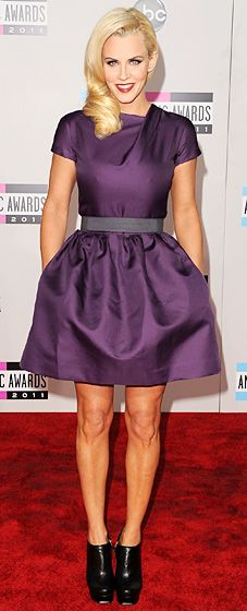 Jenny McCarthy in Victoria Beckham. Adore.
