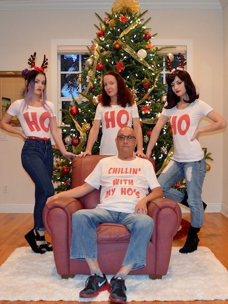 is it ok that These Crazy Family Christmas Cards Were Created?