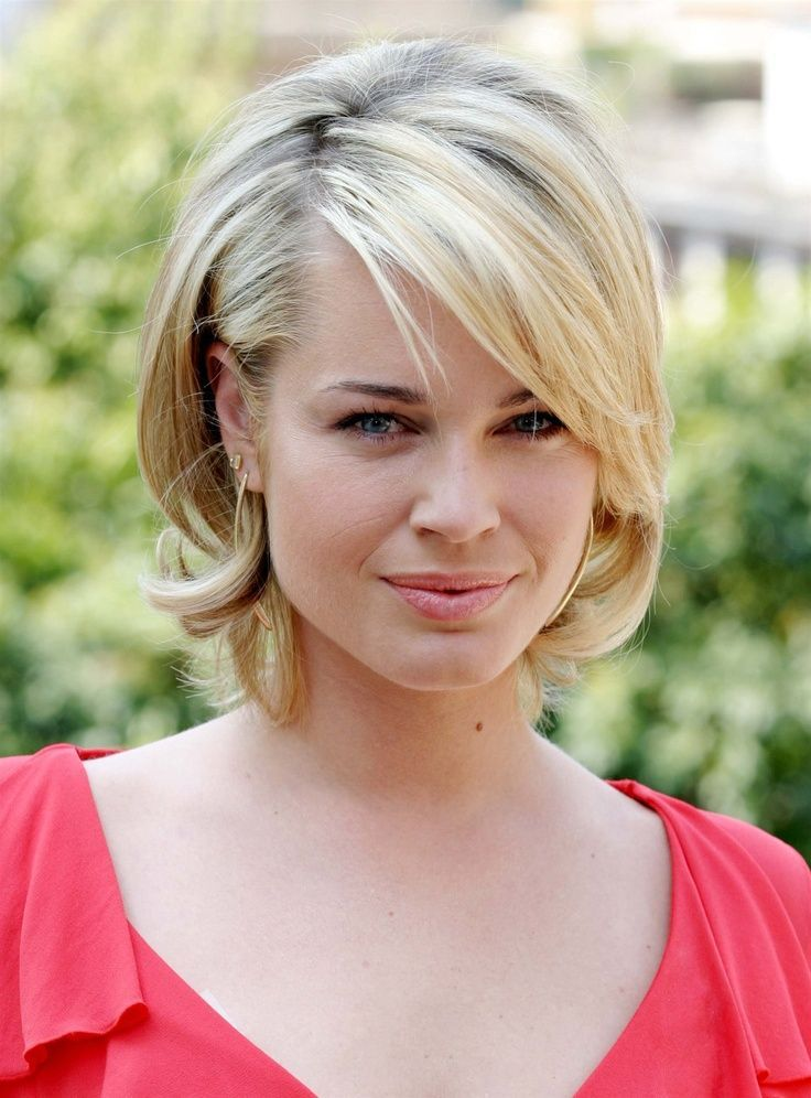 rebecca romijn short hair - Google Search