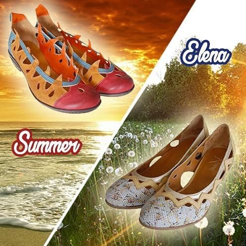 Vladì lovers, welcome to our new challenge! Do you prefer hot Summer or delicate Elena? Tell us in the comment section! ❤️