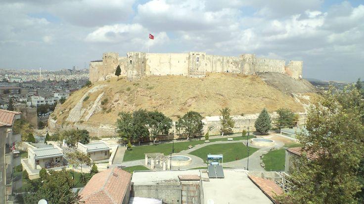 gaziantep kalesi, Газиантеп замок, Gaziantep Castle