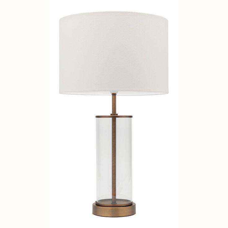 Sonya Table Lamp A36011 – Bright Lighting
