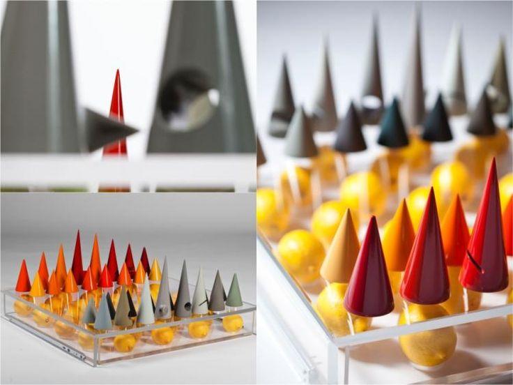 Шахматы-конусы XYZ Integrated Architecture