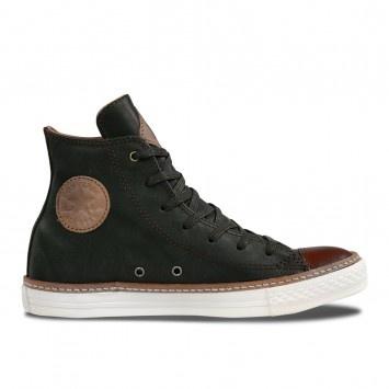 Chuck Taylor All Star Hi Premium Leather Rand 12
