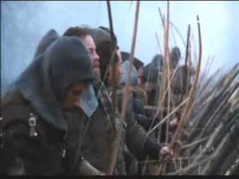 10 Henry V Battle of Agincourt 1 (1415 AD) - YouTube