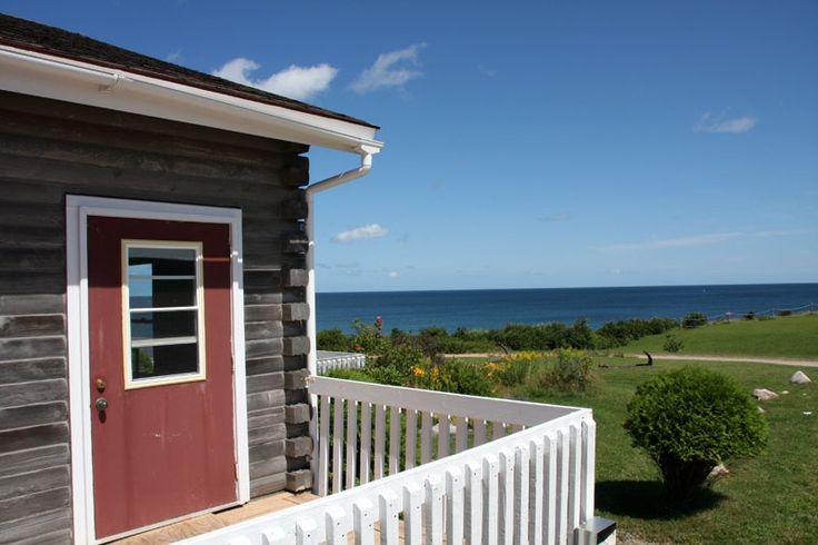 The Markland Coastal Beach Cottages - Dingwall, Cape Breton Island