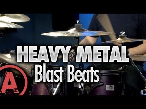 heavy metal drumming blast beats drums in 2019 drums music drum lessons. Black Bedroom Furniture Sets. Home Design Ideas